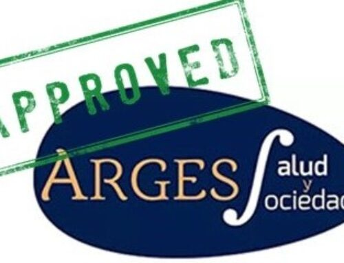 Registro de marca ARGES, Salud y Sociedad
