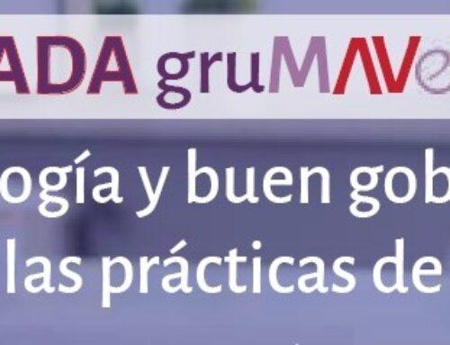 """Jornada """"Tecnología y buen gobierno en las prácticas de la salud"""""""